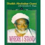 Where-I-Stand-By-Sheikh-Abubakar-Gumi-Books-Cds-DVDs-For-sale-at-All-Nigeria