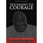 Testimony to courage
