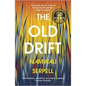 The Old Drift book
