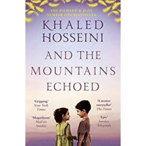 and the mountains echoed by khalled hosseini book