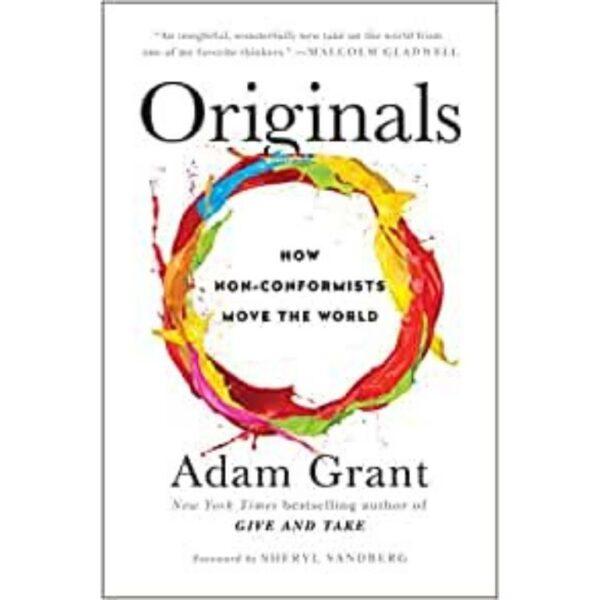 originals book by adam grant