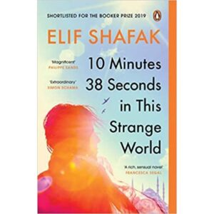 10 Minutes 38 Seconds in this Strange World book