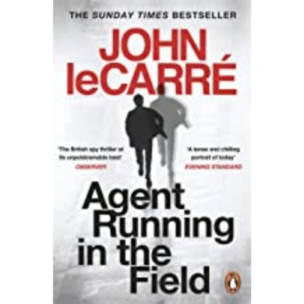 agent running on the fiels book
