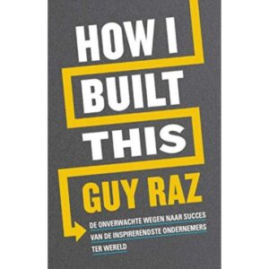 how i built this book