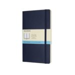Moleskine dotted notebook