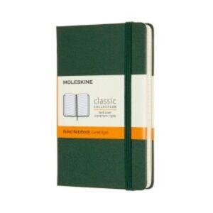 Moleskine pocket notebook
