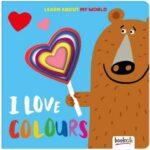 I love colours