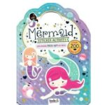 mermaid sticker activity