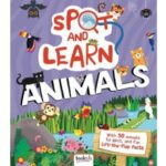 spot and learn animals
