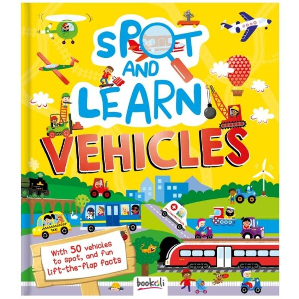 spot and learn vehicles