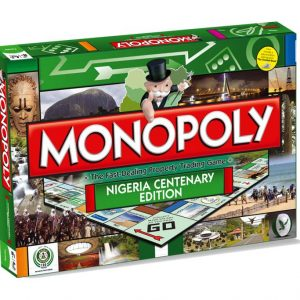 monoply: nigeri centenary edition