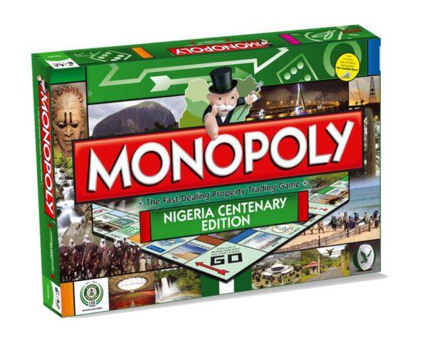 monoply: nigeri centenary edition
