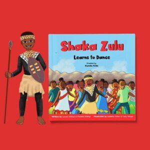 shaka zulu learns to dance