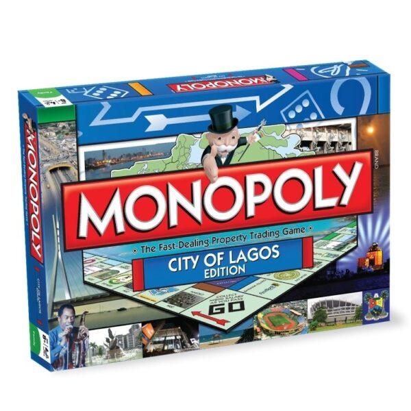 monopoly: city of lagos edition