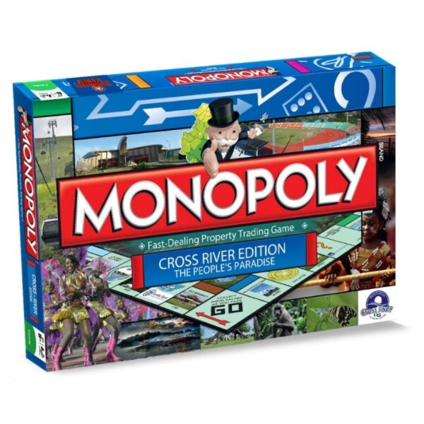 monopoply: cross river edition