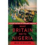 what britain did to nigeria
