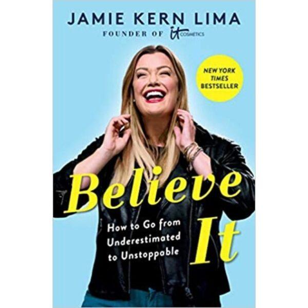Believe it book