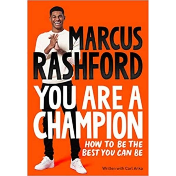 you are a champion book