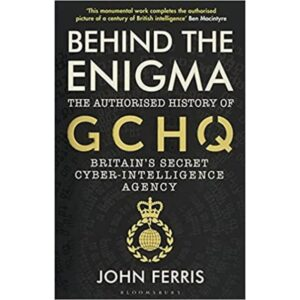 behind the enigma book