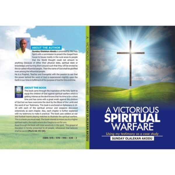 A VICTORIOUS SPIRITUAL WARFARE book