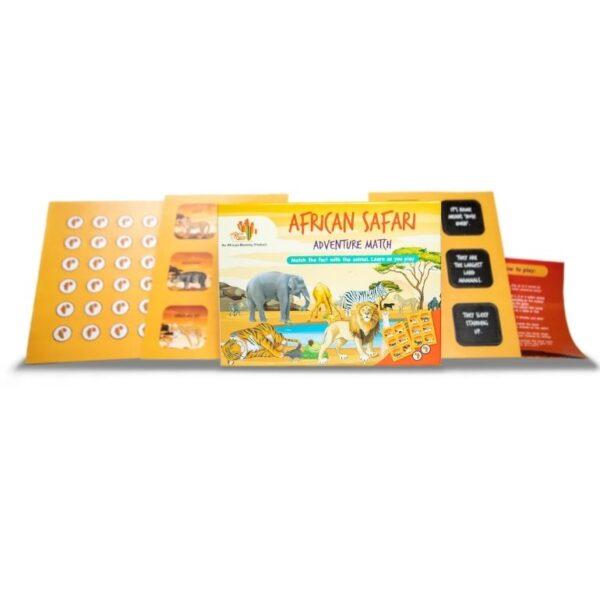 african safari game