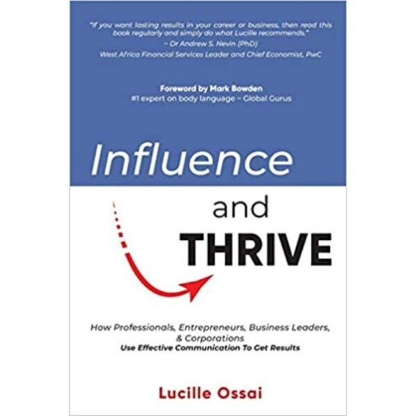 influence and thrive book