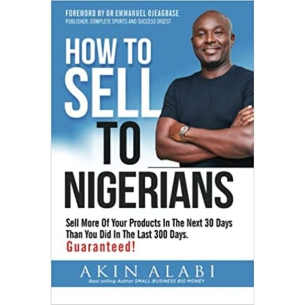 How to sell to nigerians book