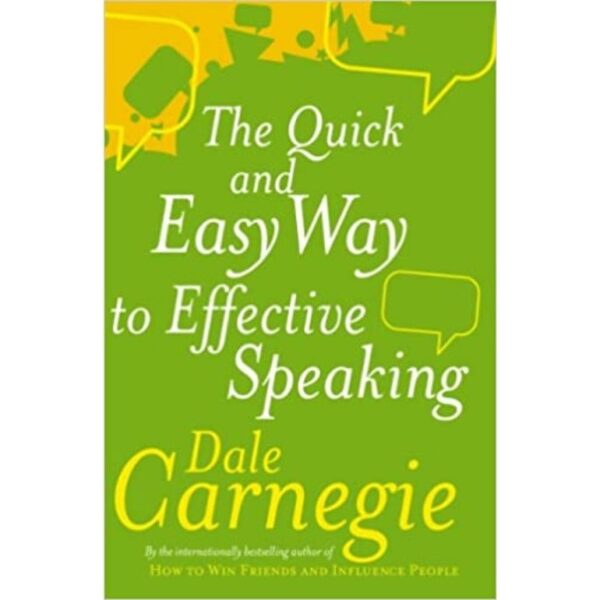 Quick And Easy Way To Effective Speaking book