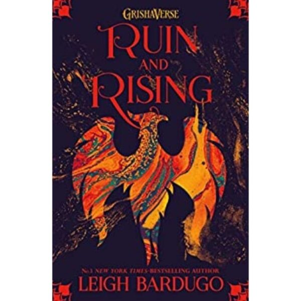 ruin and rising book