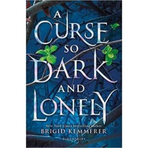 curse of dark and lonely book