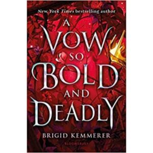 vow so bold and deadly book