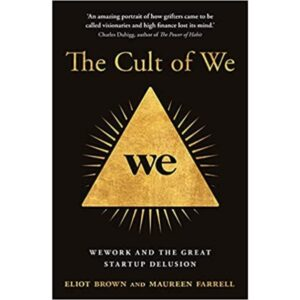 cult of we book