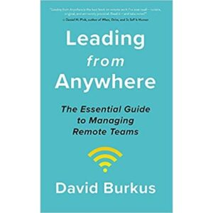 leading from anywhere book