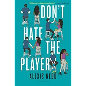 Don't Hate the Player book
