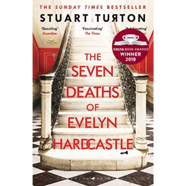 The Seven Deaths of Evelyn Hardcastle book