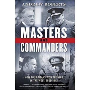 masters and commanders book