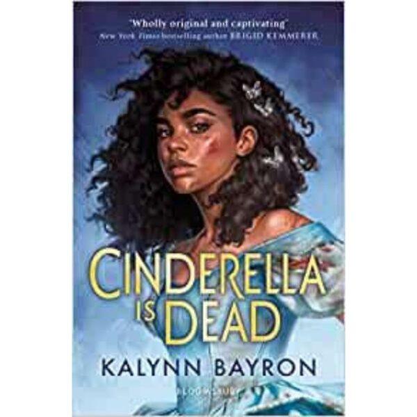 cinderella is dead book