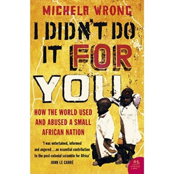 didn't do it for you book