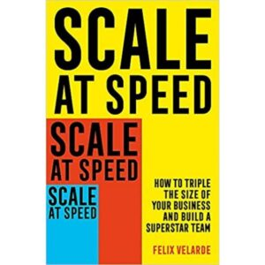 scale at speed book