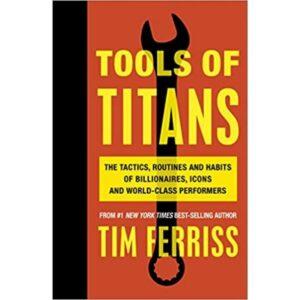 tools of titans book
