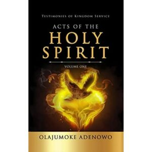 acts of the holy spirit book