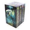 The Dark Artifices Box Set by cassanda clarke