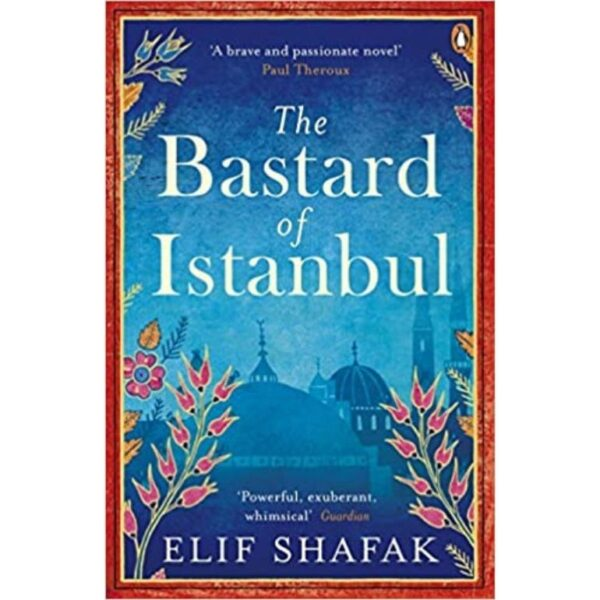 The Bastard of Istanbul book