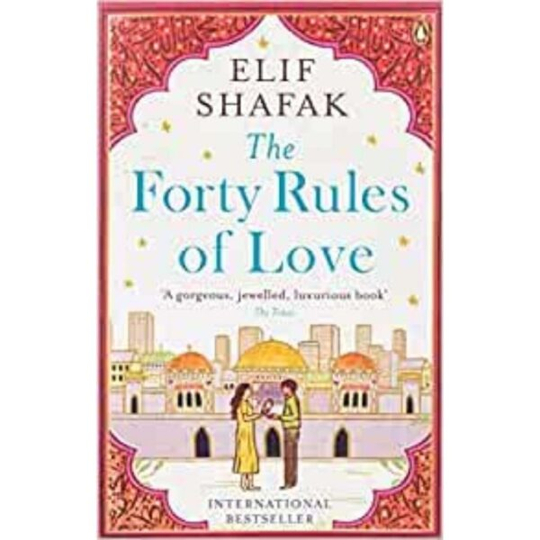 the forty rules of love book by elif shafak