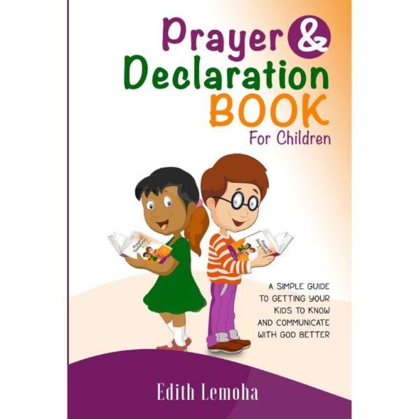 Prayer Declaration Book