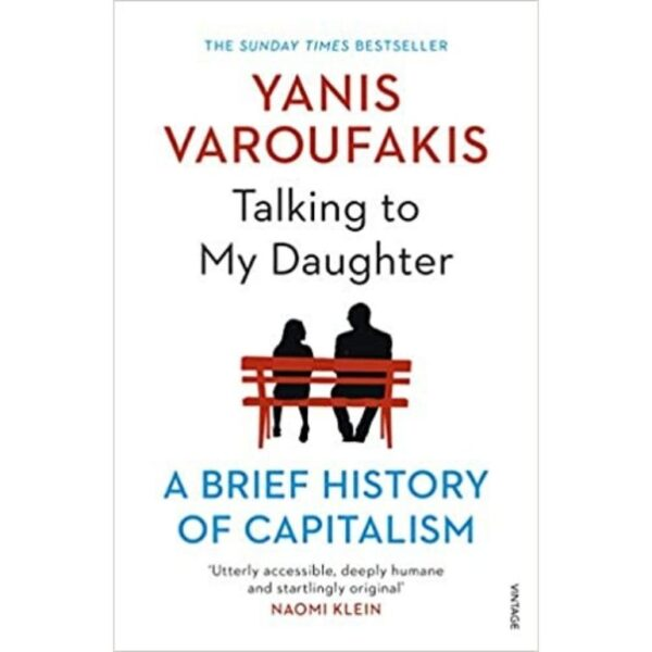 Talking to My Daughter book