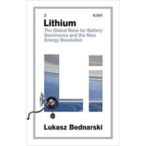 Lithium book by Lukasz Bednarski