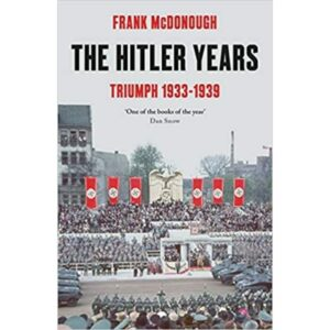 the hitler years book by Frank McDonough