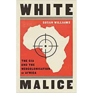 white malice book by Susan Williams