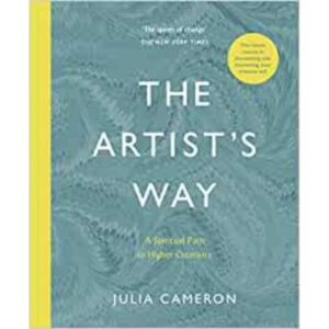 the artists way book by Julia Cameron
